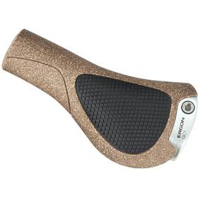 Ergon GC1 Grips BioKork brown/black